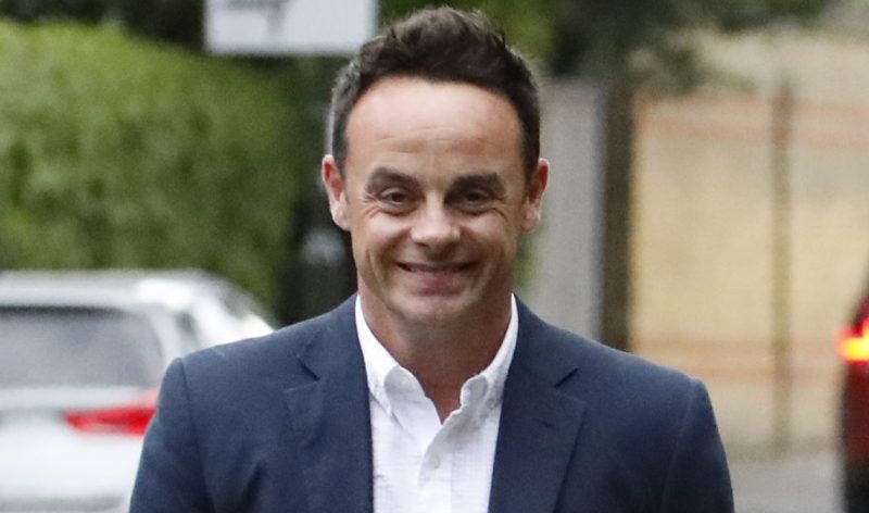 Ant McPartlin has fans in stitches with 'awkward' wardrobe blunder