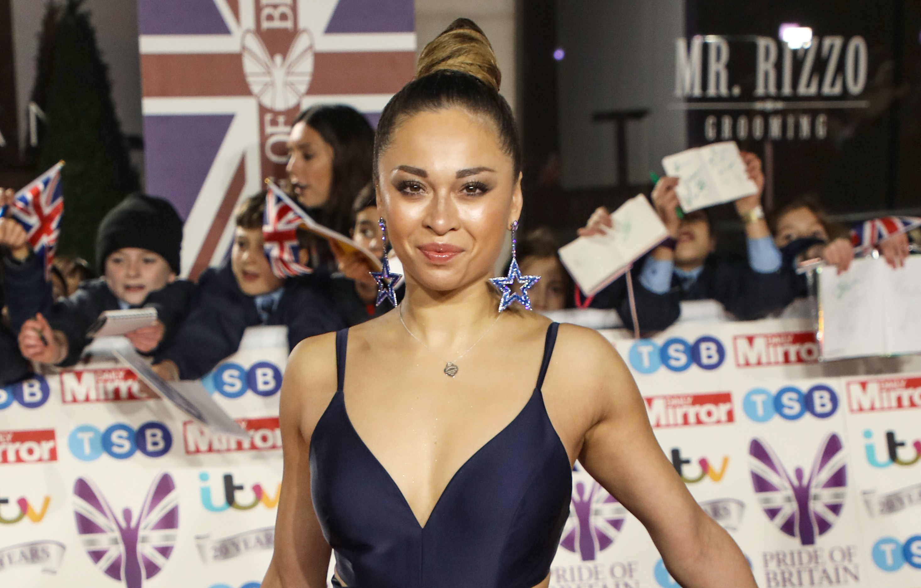 Strictly's Katya Jones 'forced to miss training due to neck injury'