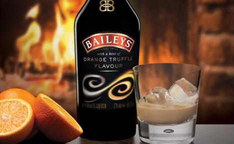 Tesco selling a litre bottle of Baileys Orange Truffle for just £12