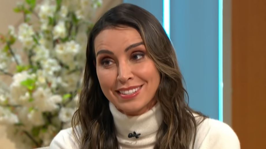 Christine Lampard reveals who her one-year-old daughter Patricia looks like