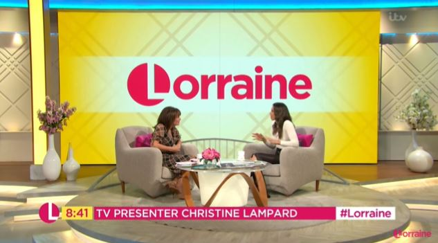 Christine Lampard