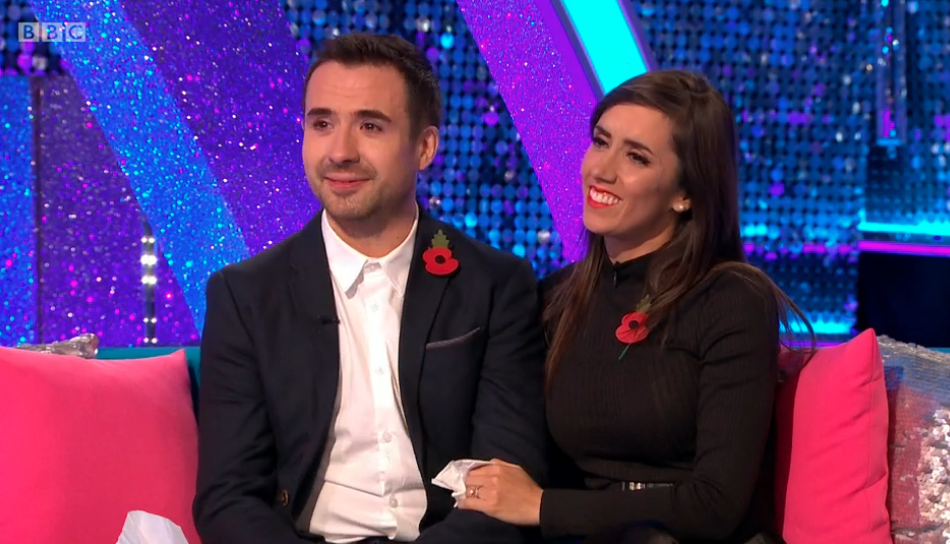 Strictly's Janette Manrara pays tribute to her 'champion' Will Bayley after he quits due to injury