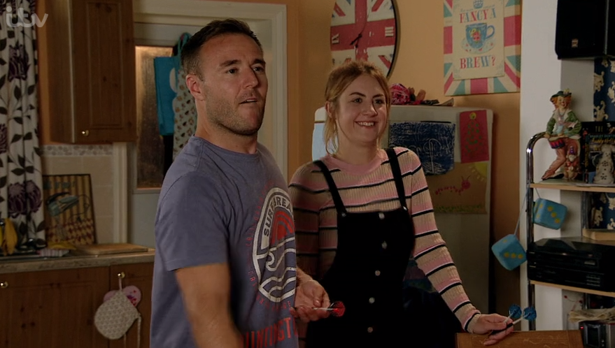 Coronation Street viewers predict Tyrone and Jade will have an affair