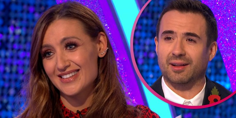 Strictly fans beg bosses to bring back Catherine Tyldesley after Will Bayley quits