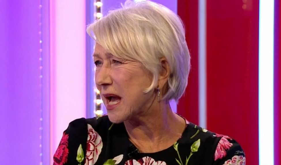 Helen Mirren addresses mistaken identity over Keanu Reeves' new girlfriend