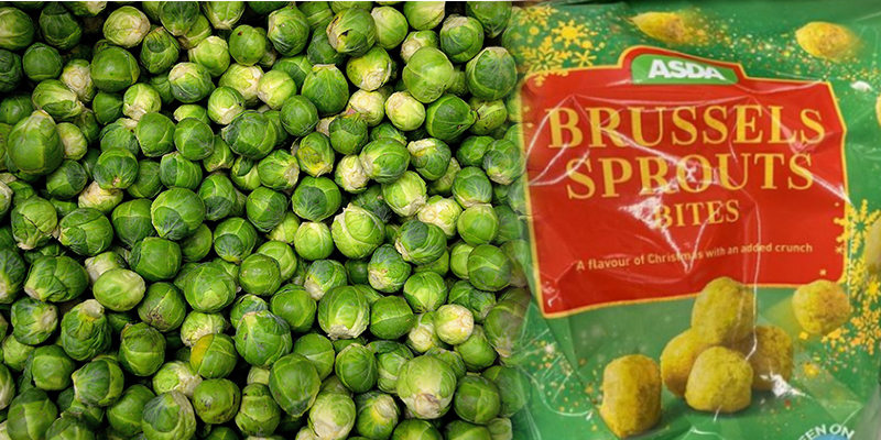 Shoppers divided as Asda sells Brussels Sprouts Bites for 75p