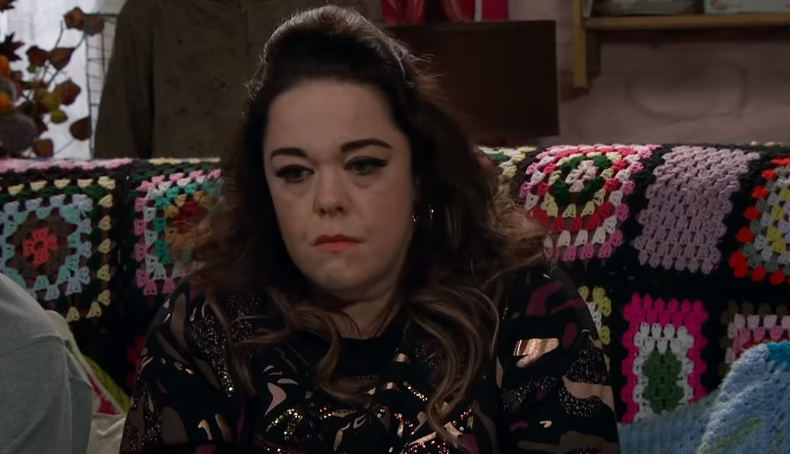 Emmerdale's Lisa Riley hints at turnaround for Mandy Dingle