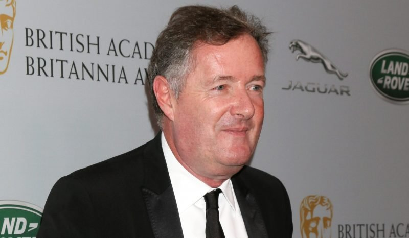 Piers Morgan looks unrecognisable in throwback snap as he pays tribute to late grandmother