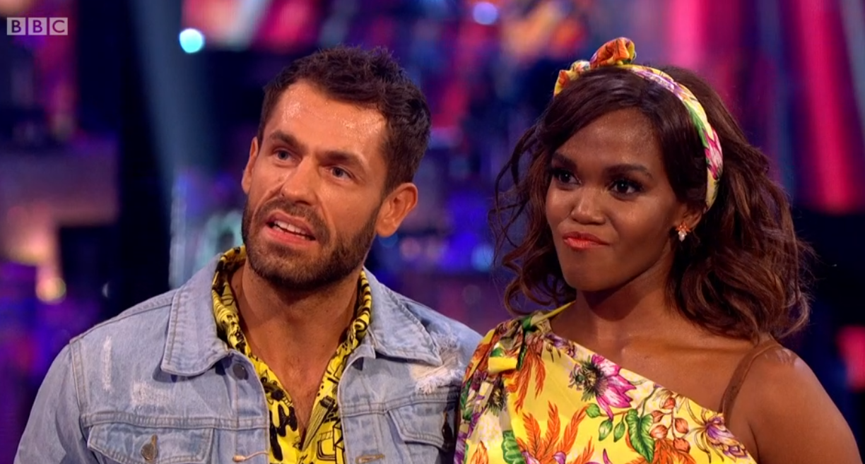 Strictly's Kelvin Fletcher reveals he's resorted to sickness tablets to cope with latest routine