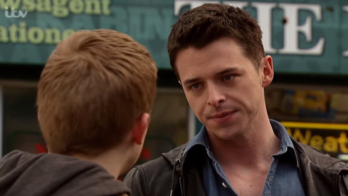 Previous Ryan Connor actor Sol Heras has changed since his Coronation Street days