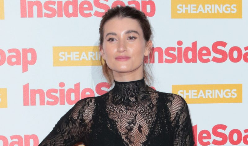 Emmerdale actress Charley Webb reveals huge disappointment over epic Halloween decorations