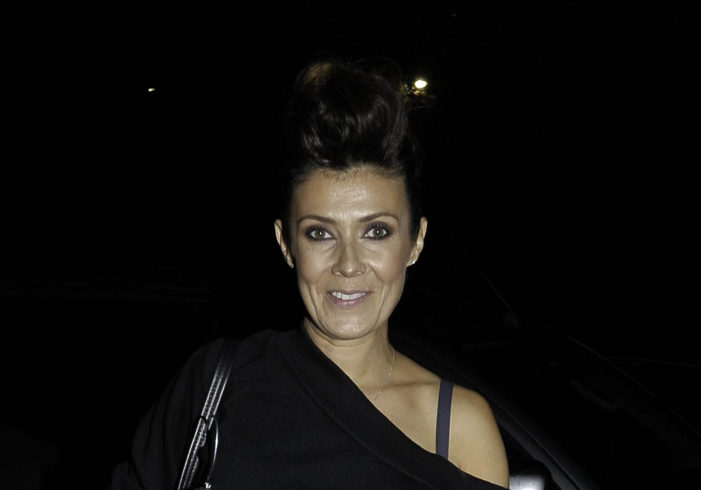 Kym Marsh joined by Coronation Street co-stars at her leaving party