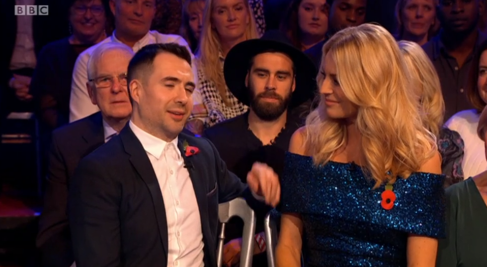 Strictly fans in tears over show's first same-sex dance