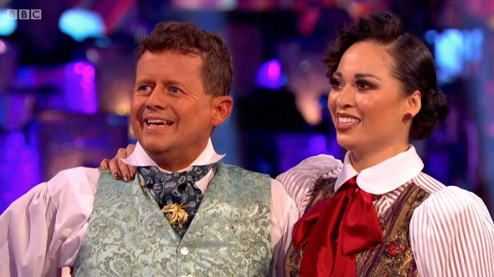 Strictly's Mike Bushell hits out at 'ridiculous' abuse from show's trolls