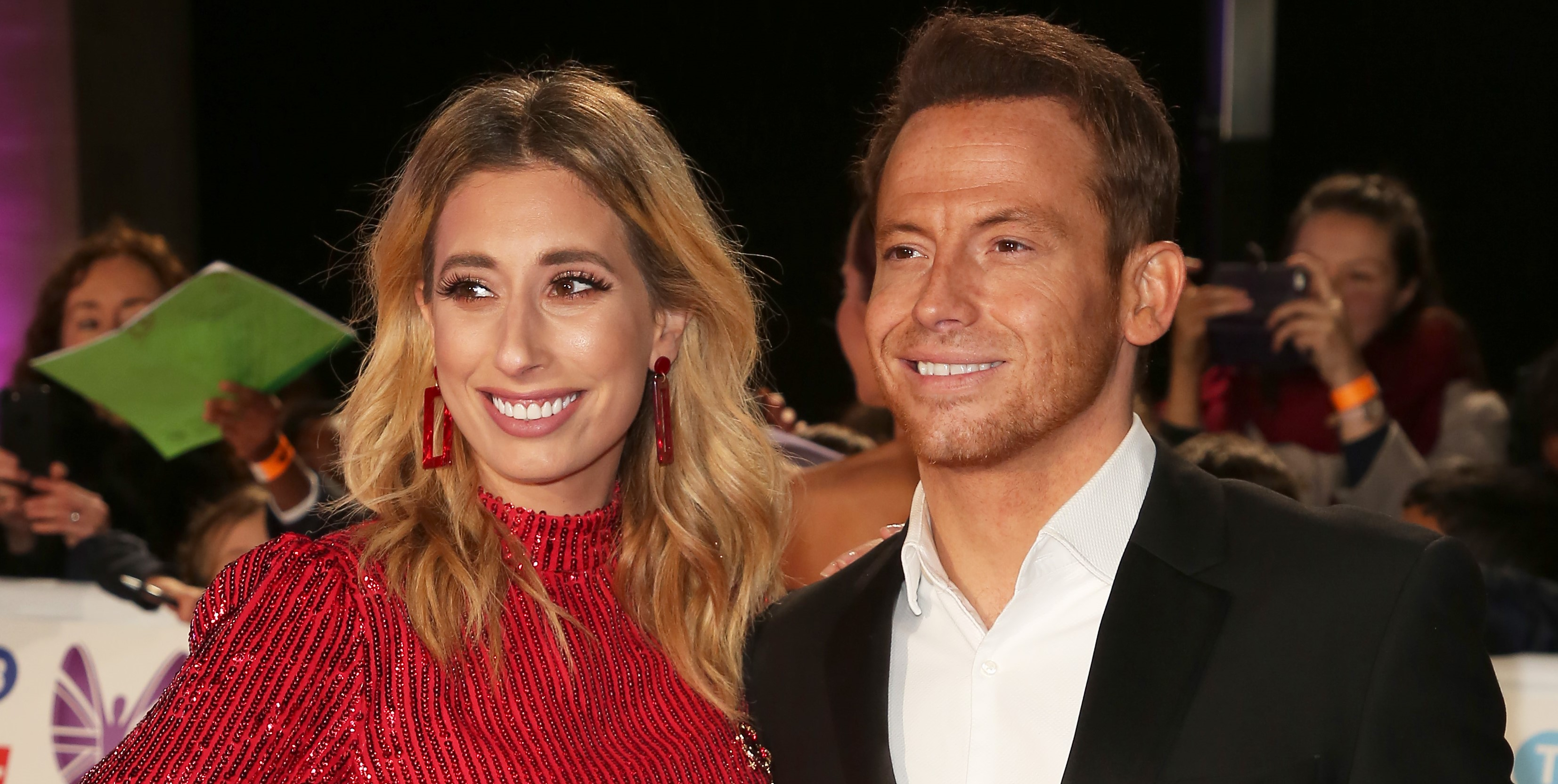Fans convinced Stacey Solomon and Joe Swash have secretly got married after latest family photo