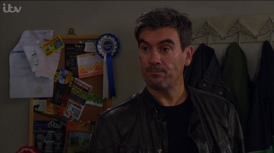 Emmerdale's Jeff Hordley explains why Cain and Moira won't be reuniting anytime soon
