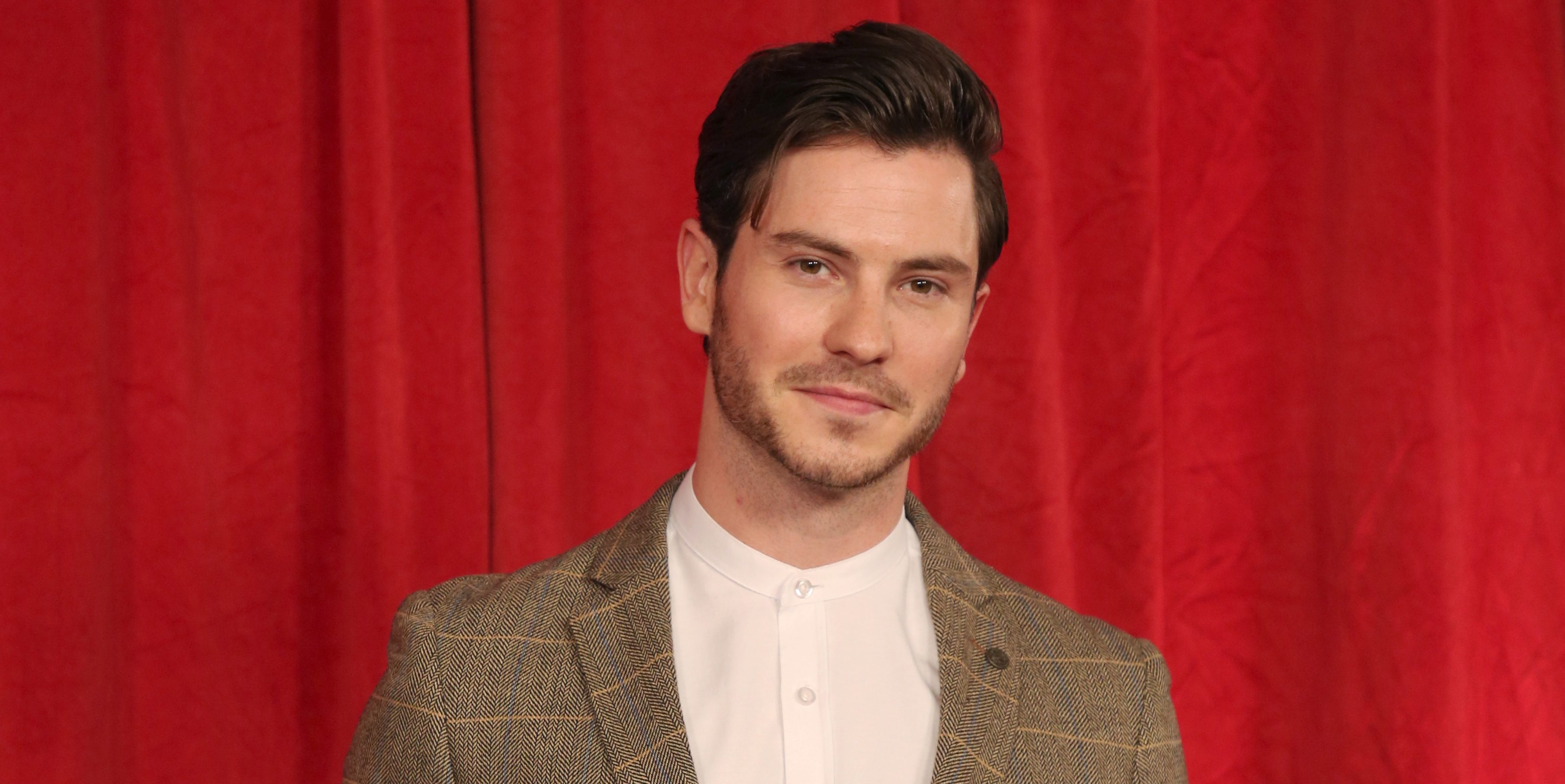 EastEnders' Toby-Alexander Smith shows off abs in topless photo