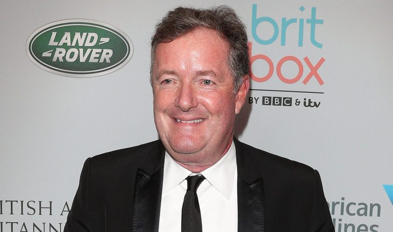 Piers Morgan backs GMB co-star Kate Garraway to win I'm A Celebrity