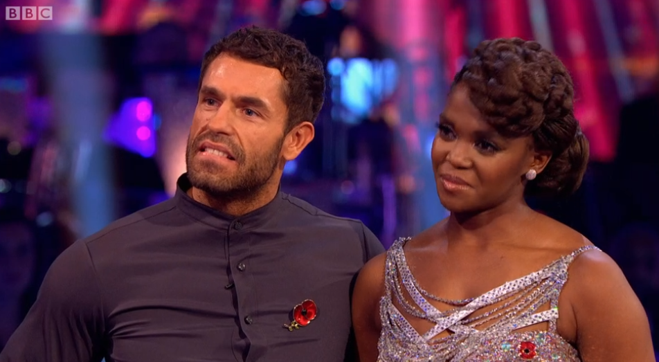 Strictly bosses 'fear Oti Mabuse may quit as she's devastated over Kelvin Fletcher reports'