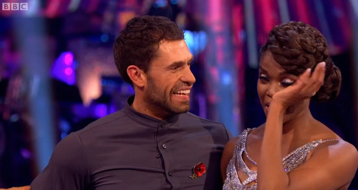 Strictly's Oti Mabuse hits back at claims Shirley Ballas made her cry on show