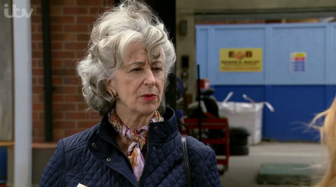 Ofcom receives over 60 complaints about Coronation Street's Evelyn
