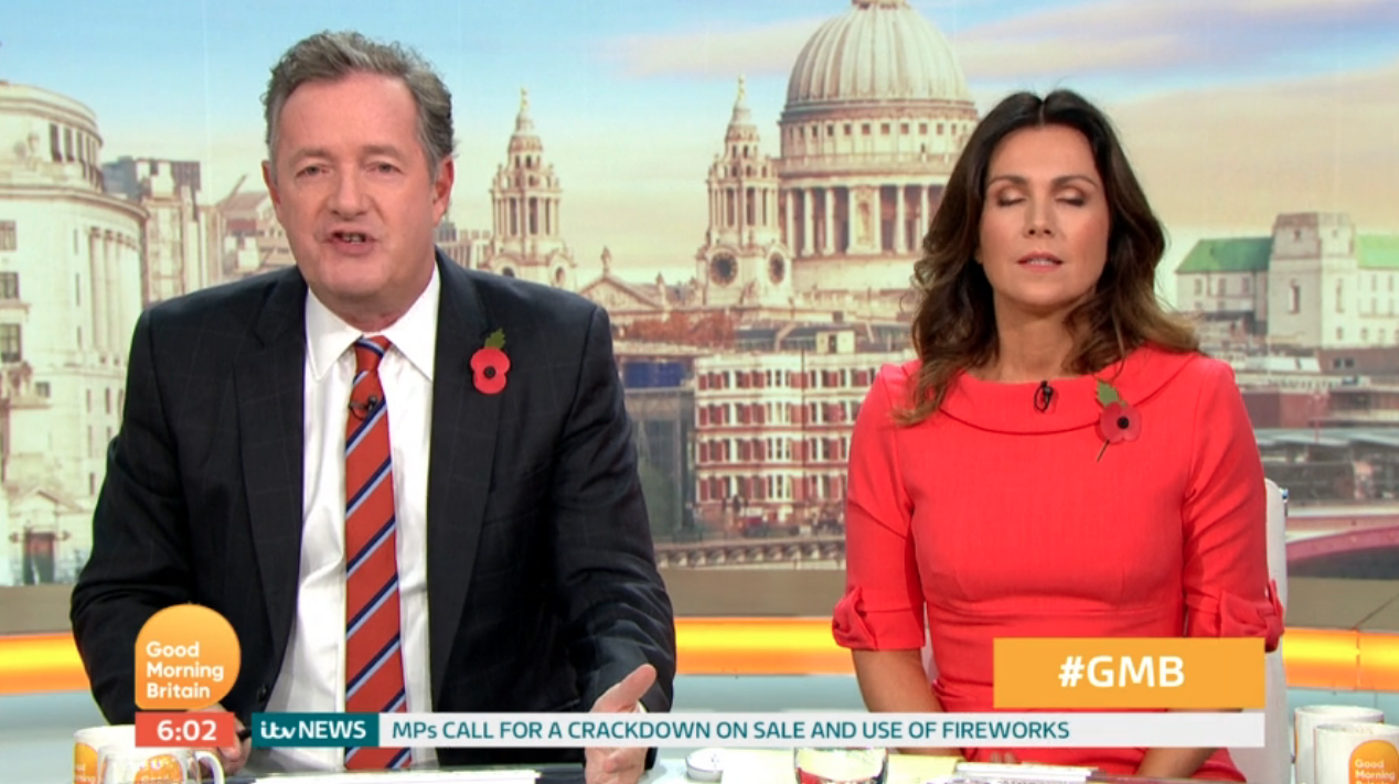 "Piers Morgan ""empowered"" after being cleared by Ofcom for GMB 'penguin' comments"