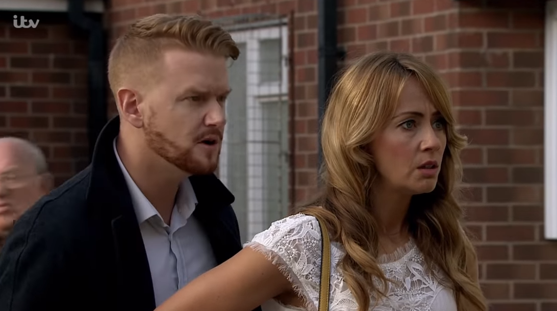 Coronation Street fans fed up of 'stupid' Maria Connor as she takes back liar Gary Windass