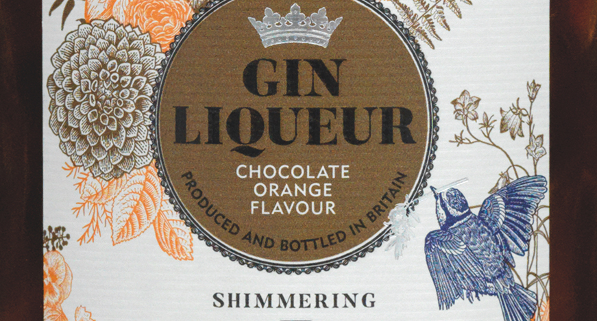 Morrisons is selling 'shimmering' chocolate orange gin liqueur for Christmas