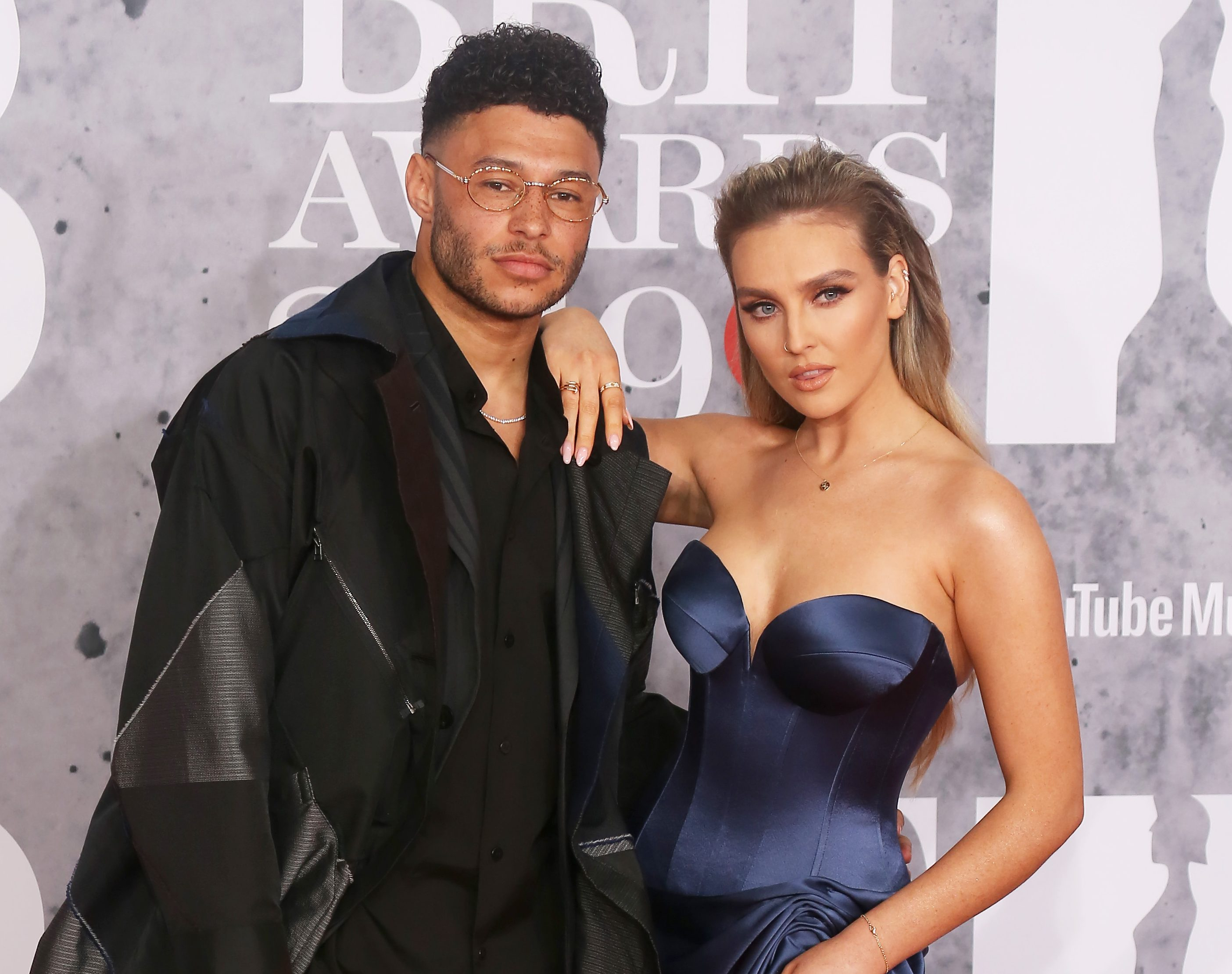 Perrie Edwards and Alex Oxlade-Chamberlain reveal new addition to their family on Good Morning Britain