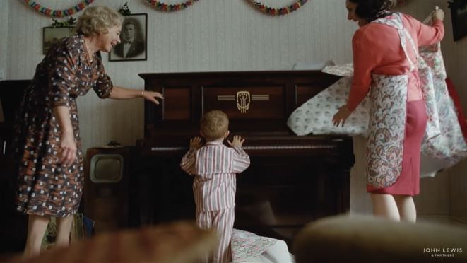 John Lewis Christmas 2018 advert