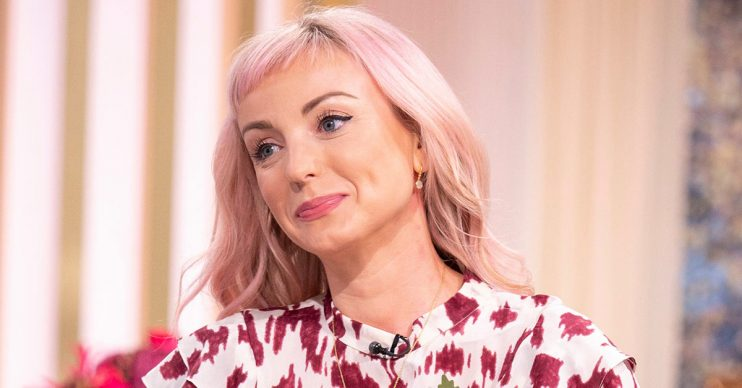 Helen George This Morning