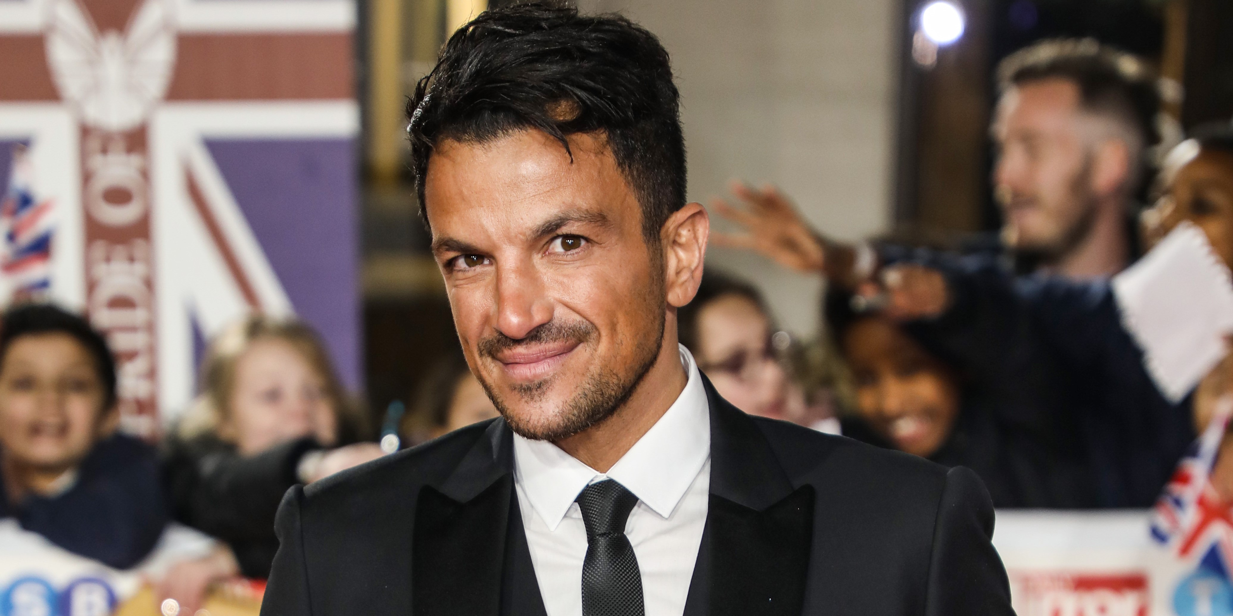 Peter Andre's daughter Princess shows off Australian heritage in new photo