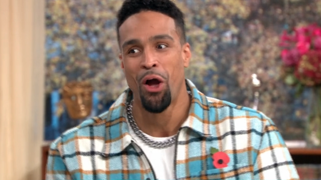 Ashley Banjo reveals Dancing On Ice injury concerns for Diversity star Perri Kiely