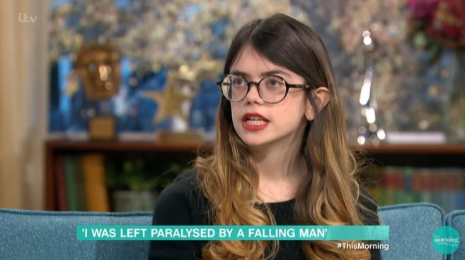 Grace Spence Green on This Morning