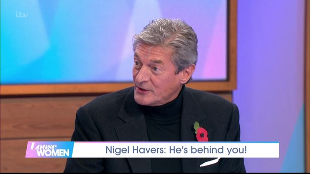 Nigel Havers teases return to Coronation Street after dramatic exit