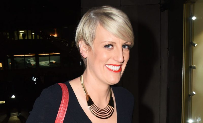 Pregnant BBC Breakfast star Steph McGovern hints at due date