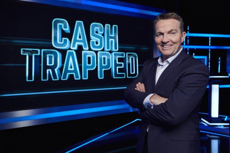 Bradley Walsh on Cash Trapped