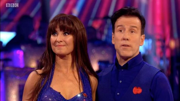 Emma and Anton Strictly
