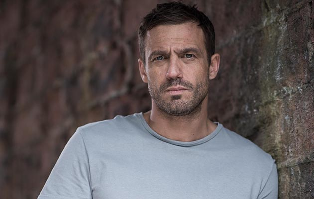 Hollyoaks' Jamie Lomas looks unrecognisable in short film role ahead of soap return