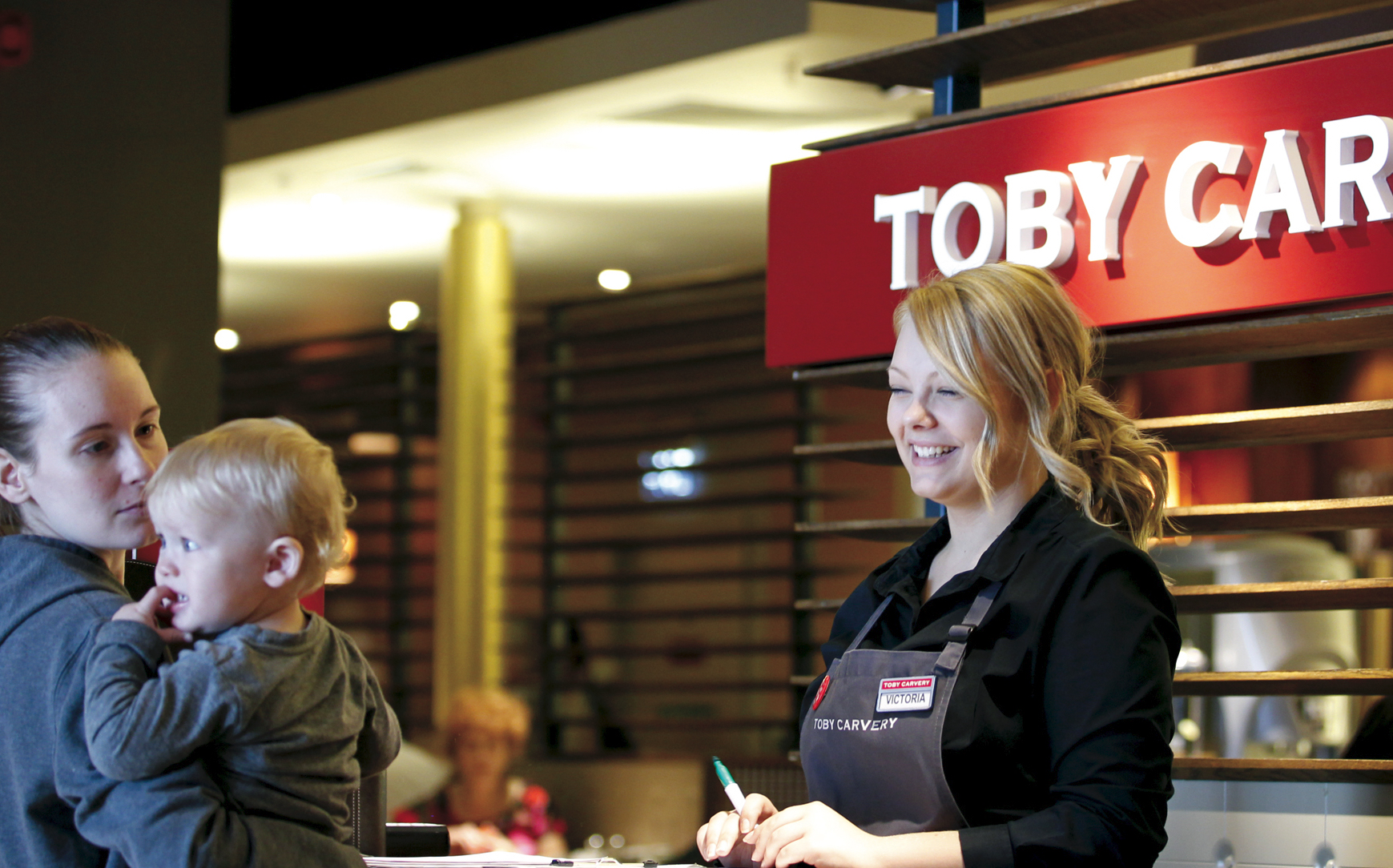 You can now get roast dinners from Toby Carvery delivered to your front door!