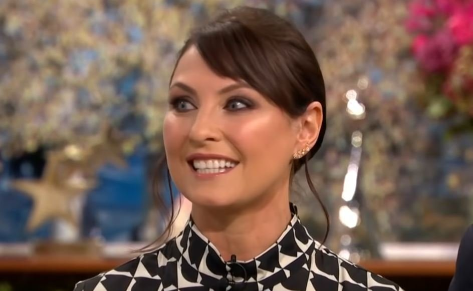 Emma Barton on This Morning