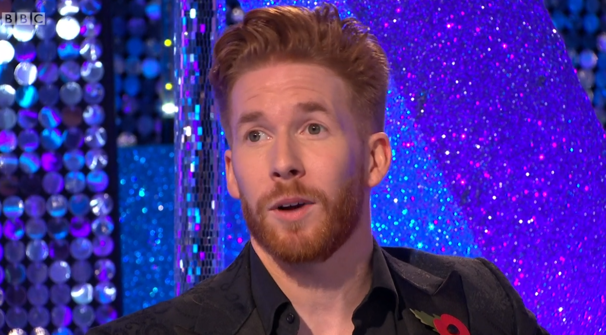 Injured Strictly star Neil Jones still doesn't know if he will dance tomorrow