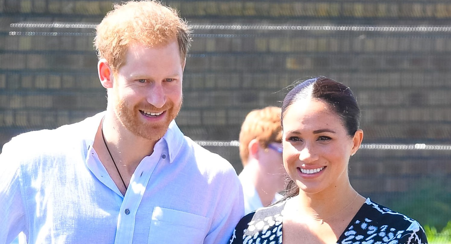 Harry 'drops big hint he and Meghan are ready for second baby' during royal engagement