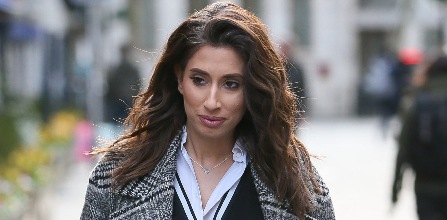 Stacey Solomon fans defend her as she's criticised over parenting decision with Rex