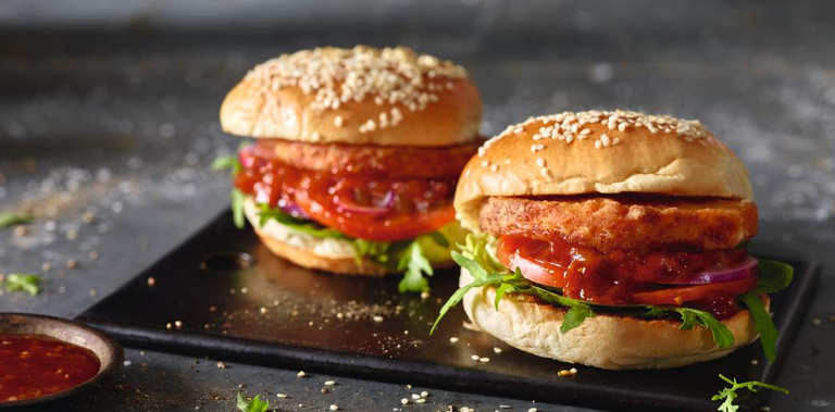 Aldi launches halloumi burgers after shoppers went wild for its sell-out fries