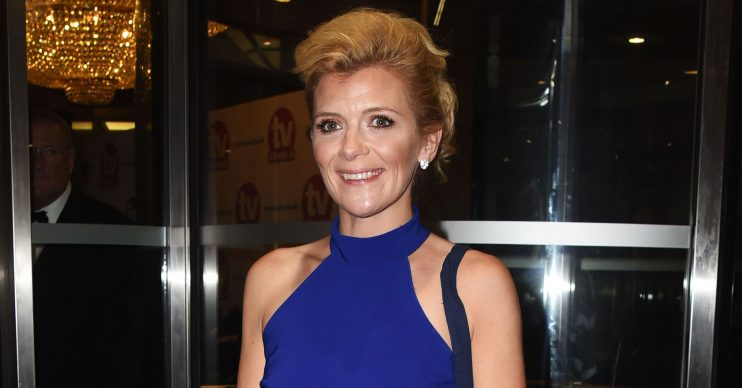 Departures TV Choice Award Pictured: Jane Danson Ref: SPL5114521 100919 NON-EXCLUSIVE Picture by: Alucard / SplashNews.com Splash News and Pictures Los Angeles: 310-821-2666 New York: 212-619-2666 London: +44 (0)20 7644 7656 Berlin: +49 175 3764 166 photodesk@splashnews.com World Rights