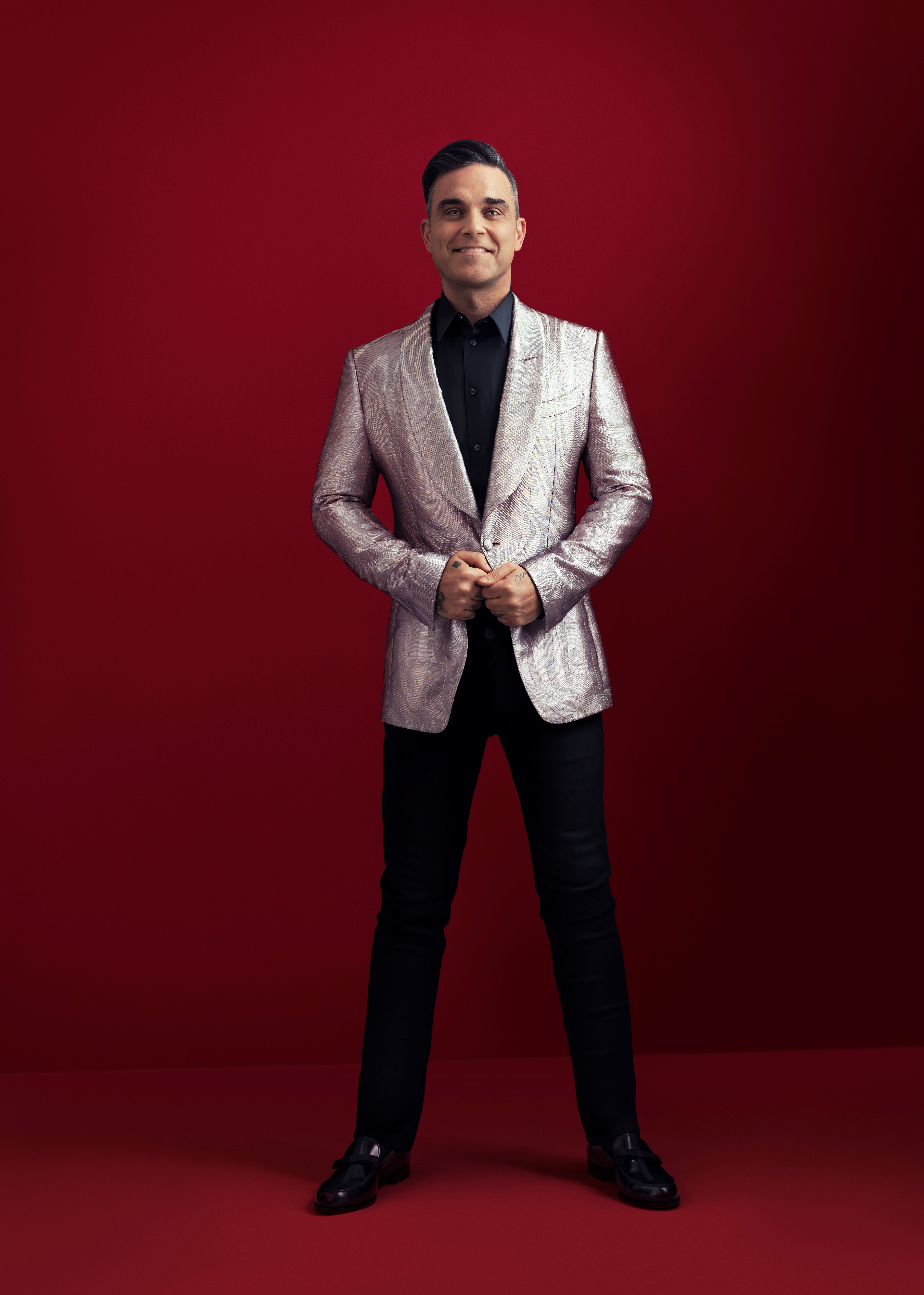 Robbie Williams' new Christmas show on ITV | Entertainment Daily