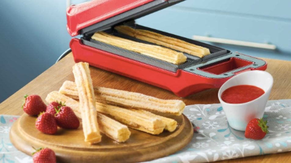 Aldi is selling a churro maker for less than £15 this Christmas