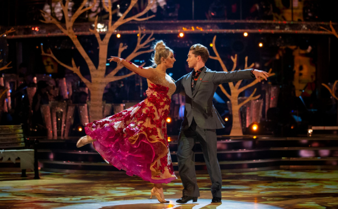 Strictly Come Dancing: Saffron Barker tops the leaderboard