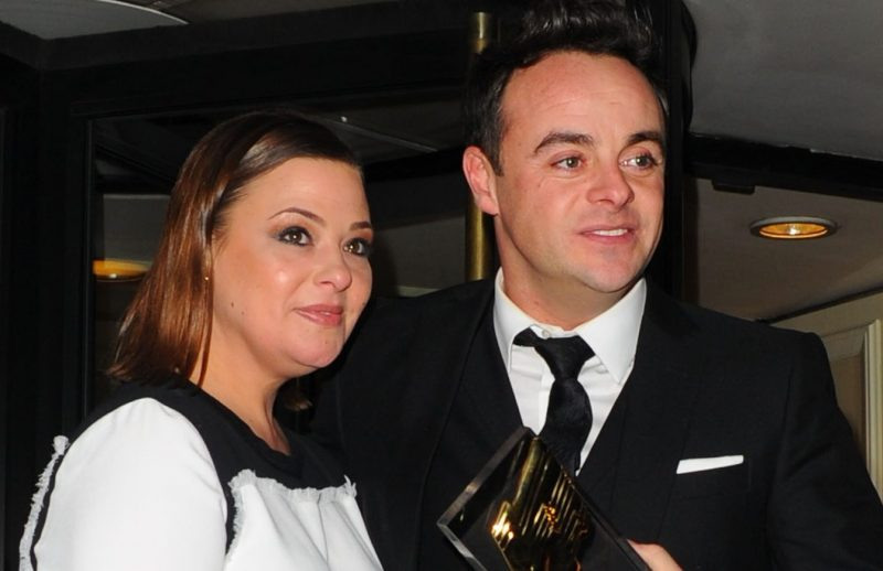 Lisa Armstrong reportedly taking Ant McPartlin to court as divorce settlement talks break down